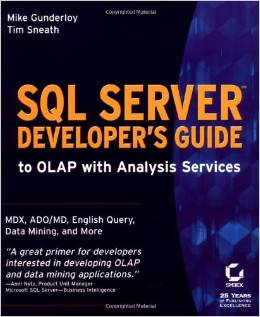 SQL Server Developer's Guide to OLAP with Analysis Services free download