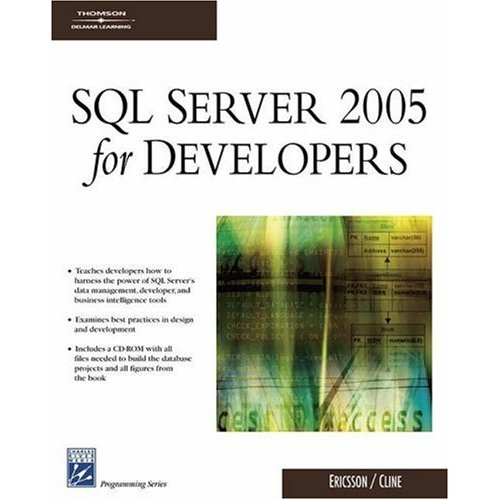 SQL Server 2005 for Developers free download