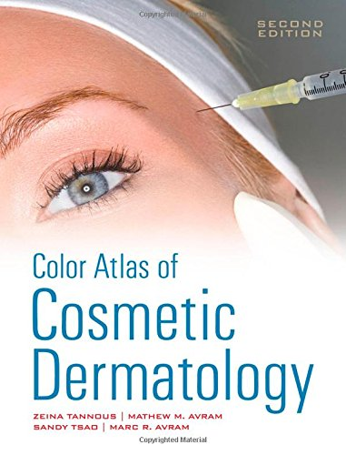 Color Atlas of Cosmetic Dermatology, Second Edition free download