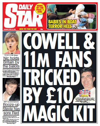 DAILY STAR - 21 Tuesday, April  2015 free download