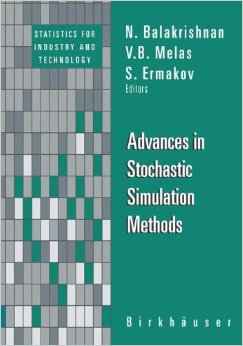 Advances in Stochastic Simulation Methods free download