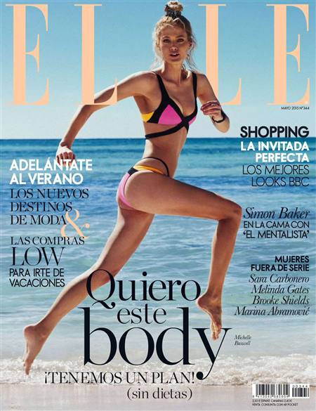 Elle Spain - Mayo 2015 free download