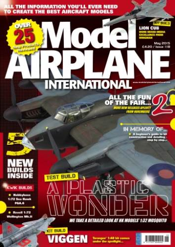Model Airplane International - Issue 118 (May 2015) free download