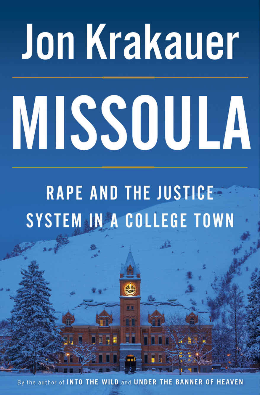 Missoula: Rape and the Justice System in a College Town free download