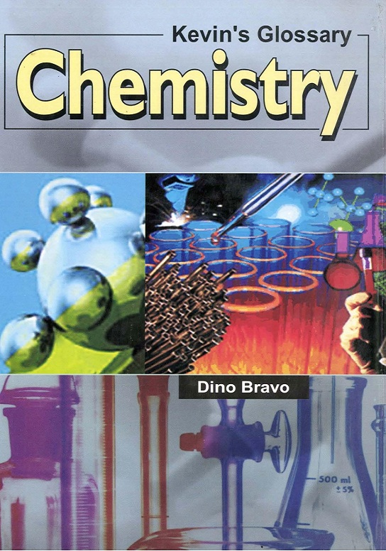 Kevin`s Glosary: Chemistry free download
