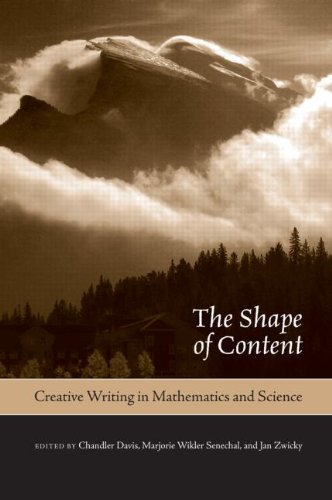 The Shape of Content: Creative Writing in Mathematics and Science free download