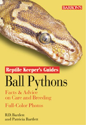 Ball Pythons (Reptile Keeper's Guide) free download