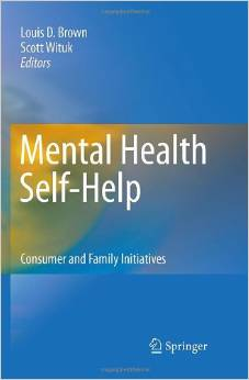 Mental Health Self-Help: Consumer and Family Initiatives download dree