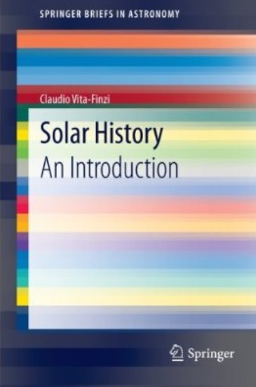 Solar History: An Introduction free download