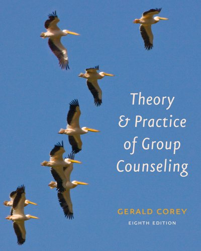 Theory and Practice of Group Counseling, 8th edition free download