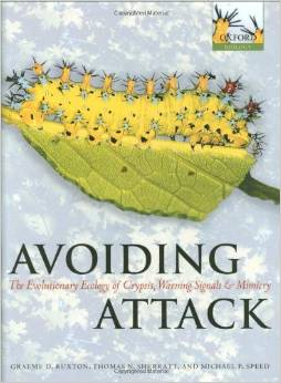 Avoiding Attack: The Evolutionary Ecology of Crypsis, Warning Signals and Mimicry (Oxford Biology) by Thomas N. Sherratt free download