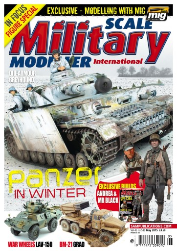 Scale Military Modeller International - May 2015 free download