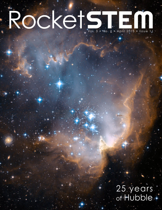 RocketSTEM - April 2015 free download