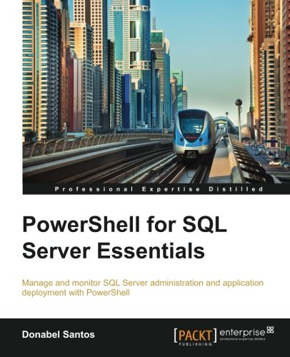 PowerShell for SQL Server Essentials free download