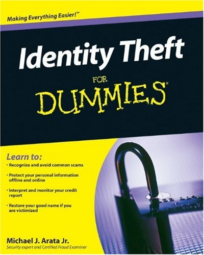 Identity Theft For Dummies free download