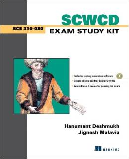 SCWCD Exam Study Kit: Java Web Component Developer Certification free download