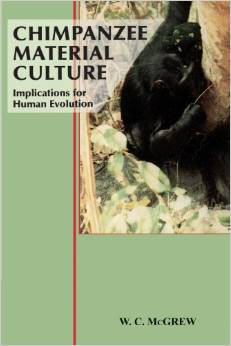 Chimpanzee Material Culture: Implications for Human Evolution free download