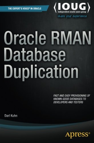 Oracle RMAN Database Duplication free download