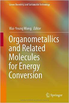 Organometallics and Related Molecules for Energy Conversion free download