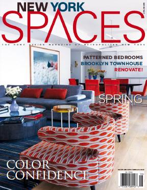 New York Spaces - April - June 2015 free download