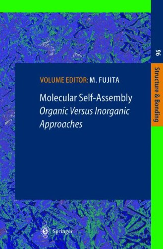 Molecular Self-Assembly: Organic Versus Inorganic Approaches free download