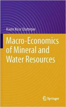 Macro-Economics of Mineral and Water Resources free download
