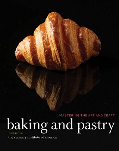 Baking and Pastry: Mastering the Art and Craft free download