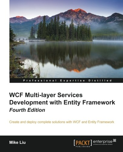 WCF Multi-Layer Services Development with Entity Framework free download
