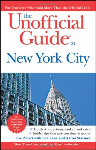 The Unofficial Guide to New York City free download