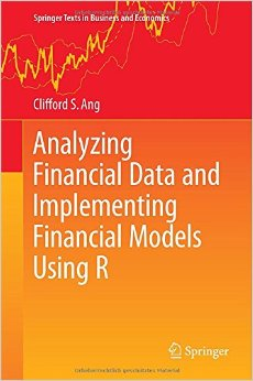 Analyzing Financial Data and Implementing Financial Models Using R free download