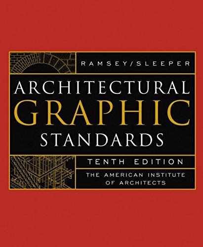 Architectural Graphic Standards (10th edition) free download