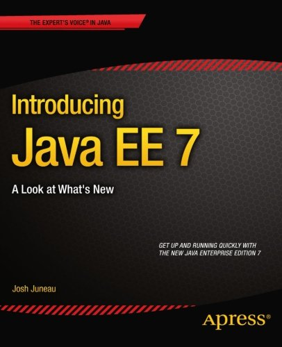 Introducing Java EE 7: A Look at What's New free download