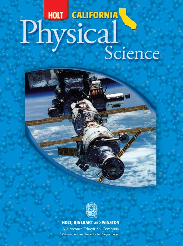Physical Science California Edition free download