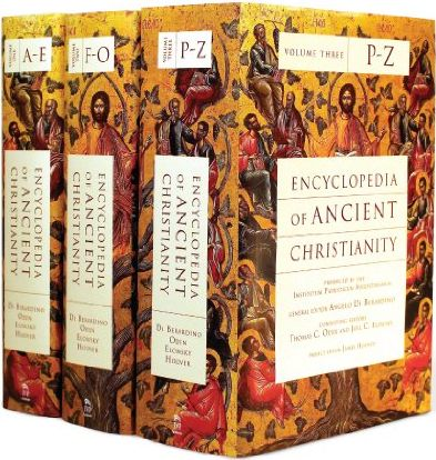Encyclopedia of Ancient Christianity free download