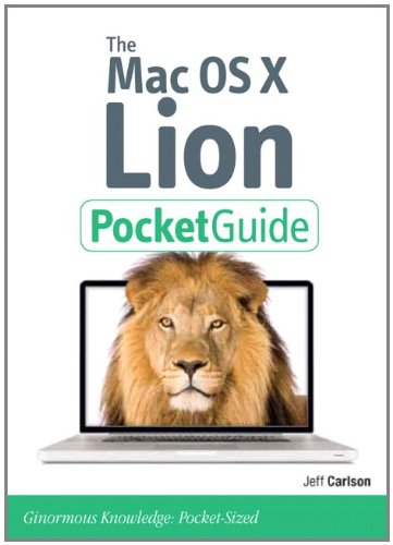 Mac OS X Lion Pocket Guide free download