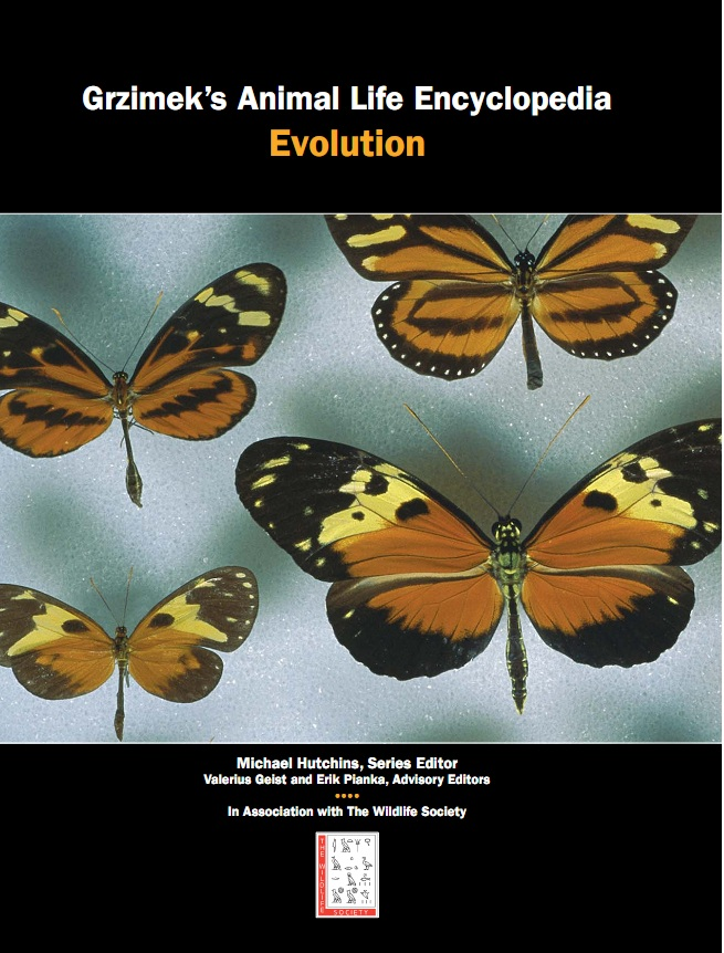 Animal Life Encyclopedia: Evolution, 4 Edition free download