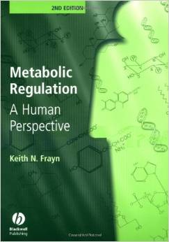 Metabolic Regulation: A Human Perspective free download