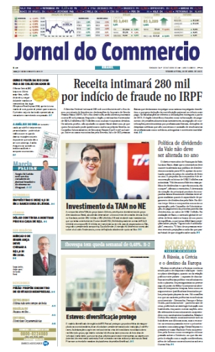 Jornal do Commercio - 20 de abril de 2015 - Segunda free download