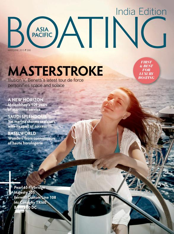 Asia-Pacific Boating India - May-June 2015 free download
