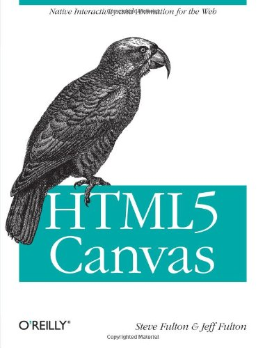HTML5 Canvas by Steve Fulton free download