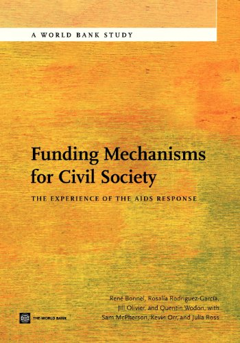 Funding Mechanisms for Civil Society: The Experience of the AIDS Response download dree