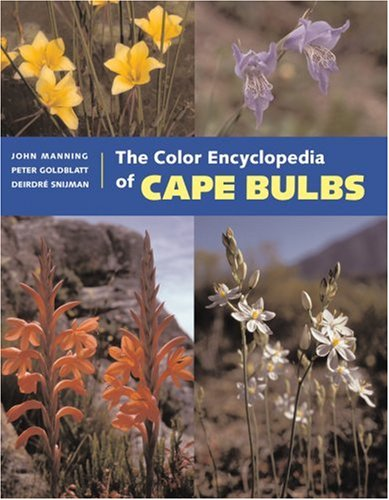 The Color Encyclopedia of Cape Bulbs (Illustrated) free download