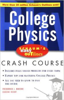 Schaum's Easy Outline: College Physics by Frederick Bueche free download