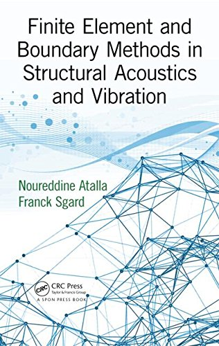Finite Element and Boundary Methods in Structural Acoustics and Vibration free download