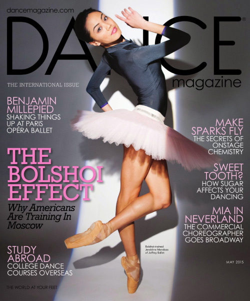 Dance Magazine - May 2015 free download