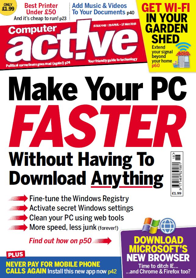 Computer Active UK N 448 - 29 April 2015 free download