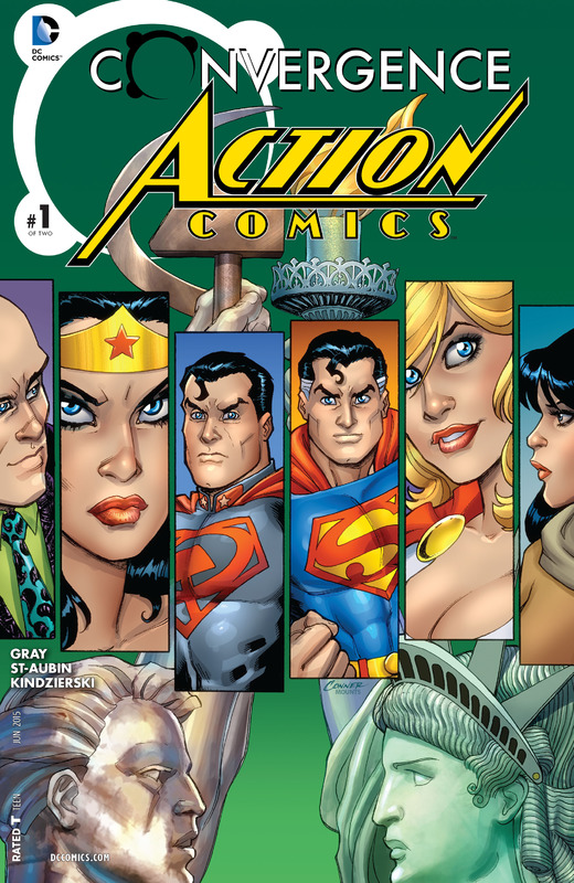 Convergence - Action Comics 01 (of 02) (2015)