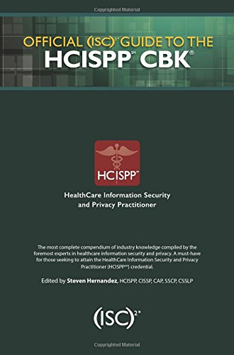 Official (ISC)2 Guide to the HCISPP CBK free download