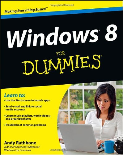 Windows 8 For Dummies free download