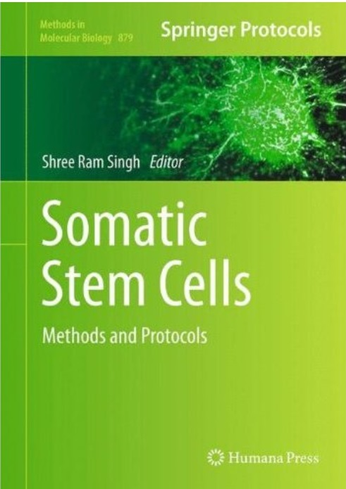 Somatic Stem Cells: Methods and Protocols free download
